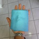 Erwin a tenu 3 jours avec cette serviette..